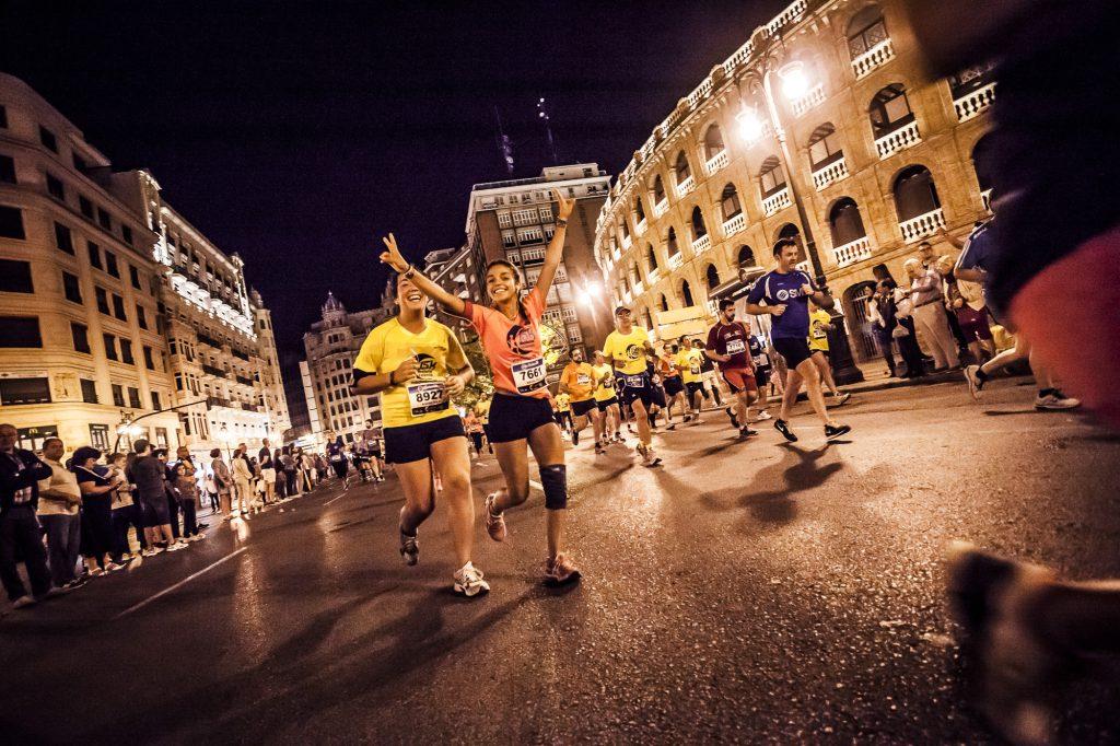 15K Nocturna Valencia Banco Mediolanum es la carrera más especial de la ciudad
