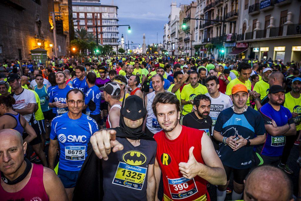 15K Nocturna Valencia experiencia unica para corredores a la luz de la luna