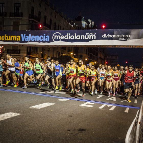 15K Nocturna Valencia Banco Mediolanum