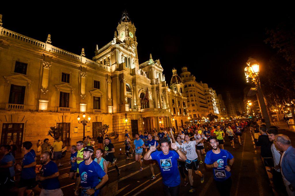 Planes en Valencia 15K Nocturna