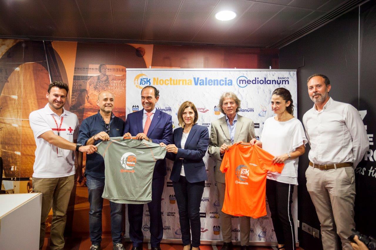 15K Nocturna Valencia Presentación Oficial 2017