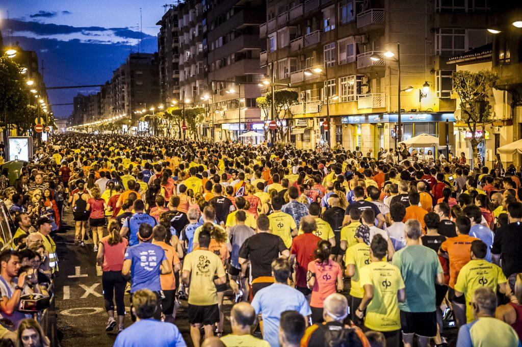 15K Nocturna Valencia Banco Mediolanum 11 de junio de 2016