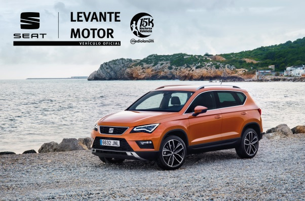 Levante Motor SEAT Ateca 15K